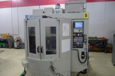 2013 BRIDGEPORT/HARDINGE CNC DRILLING & TAPPING CENTER W/APC