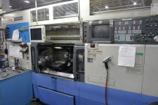 1996 MAZAK MULTI-PLEX CNC TURNING CENTER W/ GANTRY
