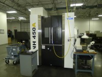 2014 YMC CNC HORIZONTAL MACHINING CENTER