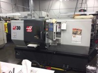2012 HAAS CNC TURNING CENTER