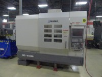 2007 OKUMA  VMC-V4020 CNC VERTICAL MACHINING CENTER