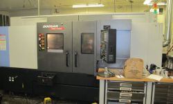 2011 DOOSAN PUMA 3100-LMY CNC 5-AXIS LONG BED TURNING CENTER