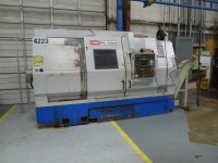 1997 YANG ML-60A HEAVY DUTY CNC TURNING CENTER