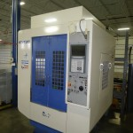 2004 MIYANO CNC DRILLING AND TAPPING CENTER