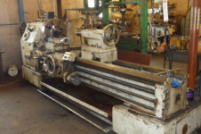 1981 H. ERNAULT HEAVY DUTY ENGINE LATHE