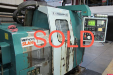1988 METHODS SLANT 1 CNC 3-AXIS LATHE