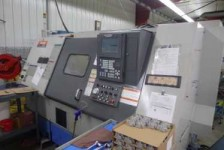 2002 MAZAK SUPER QUICK TURN 200M 3-AXIS TURNING CENTER