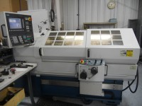 ROMI C420 CNC & MANUAL LATHE