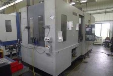 2003 MORI SEIKI NH-5000/40 CNC HORIZONTAL MACHINING CENTER