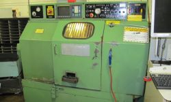 1992 PUMA 4 DAEWOO CNC TURNING CENTER (CHUCKER)