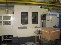 1995 TOSHIBA BMC-80E CNC HORIZONTAL MACHINING CENTER