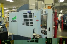 2004 MATSUURA MC-660VG CNC VERTICAL MACHINING CENTER