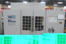 2009 MILLTRONICS HM-20 CNC HORIZONTAL MACHINING CENTER
