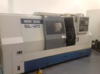 1998 MORI SEIKI CNC TURNING CENTER