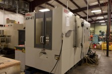 2011 KIWA KH- 41 SPACE SAVER 400 HORIZONTAL MACHINING CENTER
