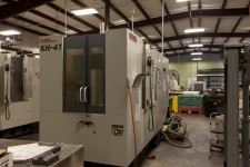 2012 KIWA KH- 41 SPACE SAVER 400 HORIZONTAL MACHINING CENTER