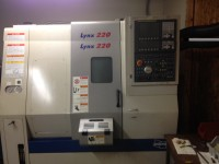2005 DAEWOO/DOOSAN CNC TURNING CENTER