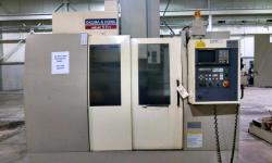 (2) OKUMA & HOWA MILLAC 511V CNC VERTICAL MACHINING CENTER