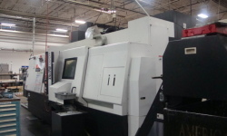 2007 MAZAK INTEGREX CNC TURNING/MILLING CENTER