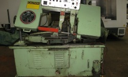 1975 DOALL HORIZONTAL BAND SAW