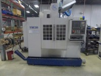 2007 MILLTRONICS VMC-20 CNC VERTICAL MACHINING CENTER