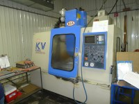 1995 KIA CNC VERTICAL MACHINING CENTER