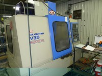1996 KIA CNC VERTICAL MACHINING CENTER
