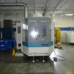 1996 MORI SEIKI CNC HORIZONTAL MACHINING CENTER