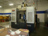 2005 MAZAK CNC HORIZONTAL MACHINING CENTER