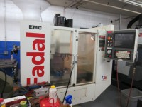 2005 FADAL CNC VERTICAL MACHINING CENTER