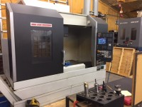 2008 MORI SEIKI CNC VERTICAL MACHINING CENTER