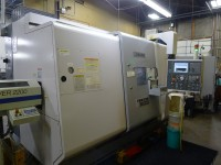 2005 OKUMA LT3000MSY-2ST MULTI AXIS TURNING CENTER