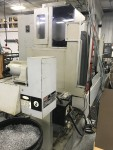 2002 MORI SEIKI NV-5000/40B CNC VERTICAL MACHINING CENTER