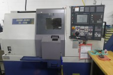 2001 MORI SEIKI 5-AXIS CNC TURNING CENTER