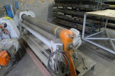 1952 WEBB PLATE BENDING ROLL